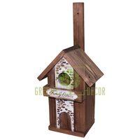 Скворечник для птиц Семейный Дом