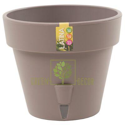 Купить  Вазон LATINA 14,5 л. шаде  в интернет-магазине Green Decor.
