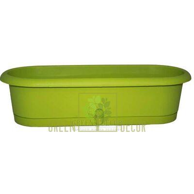 Купить  Кактусница ЛОТОС-30 2 л фисташка  в интернет-магазине Green Decor.