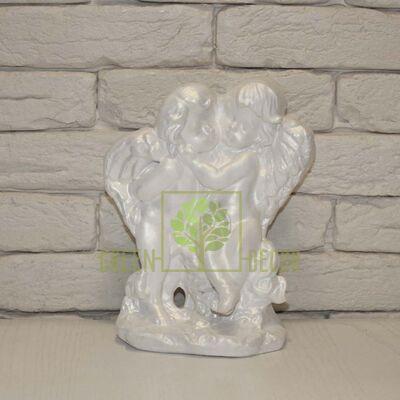 Купить  Статуэтка Ангел пара малая  в интернет-магазине Green Decor.