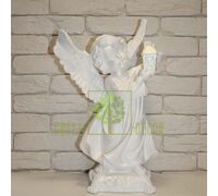 Статуэтка Ангел с фонарем