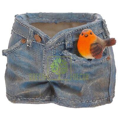 Купить  Шорты с птичкой  в интернет-магазине Green Decor.