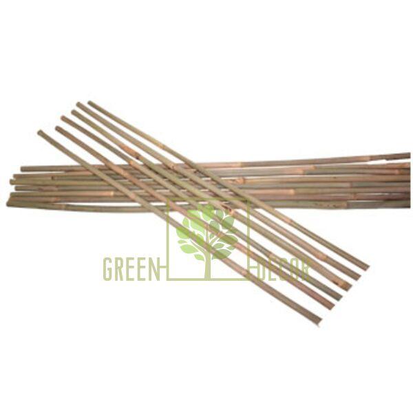 Опора бамбуковая в пластике h120см PALISAD