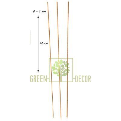 Купить  Бамбуковый прут 90 см  в интернет-магазине Green Decor.