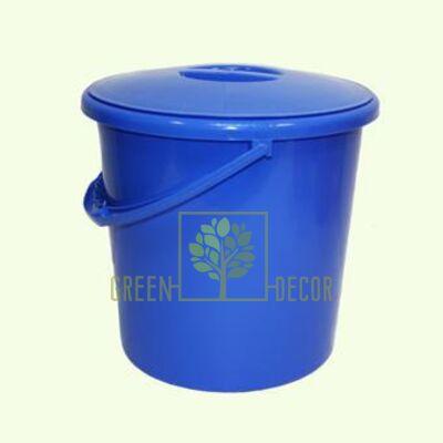 Купить  Ведро пластиковое 5,5 л  в интернет-магазине Green Decor.