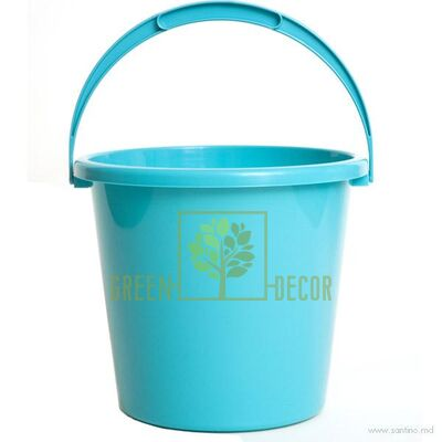 Ведро пластиковое 10,5 л высокого качества