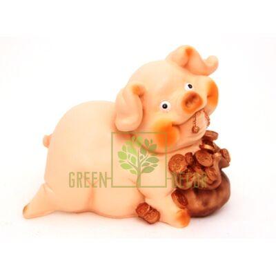 Купить  Копилка Свинка  в интернет-магазине Green Decor.
