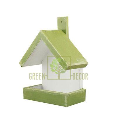 Кормушка для птиц Домик D9075-1