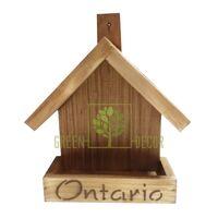 Кормушка пристенная для птиц Онтарио