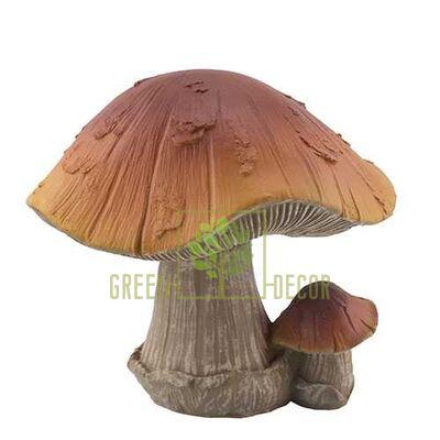 Фигурка Гриб лесной большой