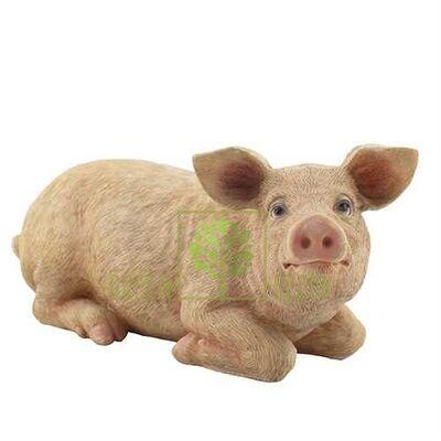 Звірі Фігурка Свинка велика від Україна |Green Decor