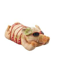 Фигурка Свинка в Купальнике