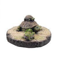 Фигурка для пруда Черепахи на дереве
