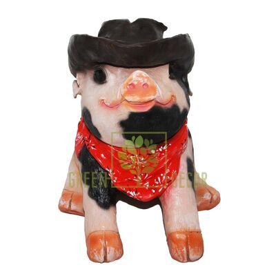 Фігурка Свинка Ковбой