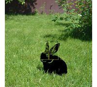 Декор из металла Кролик