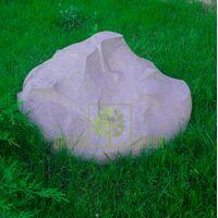 Декоративний камінь на люк