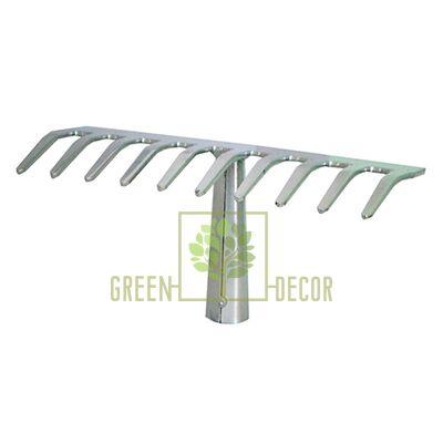 Грабли Грабли садовые узкие от Китай  Green Decor