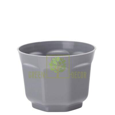 Горшок для кактусов Анкона-8 0,2 л бетон