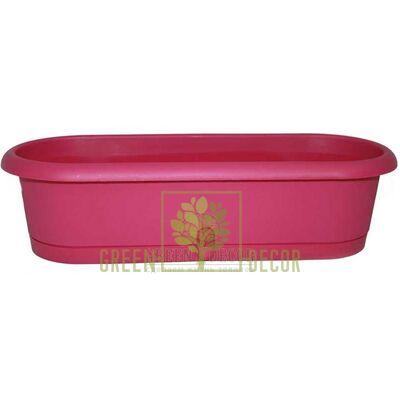 Горшок для Кактусов ЛОТОС-40 5 л пурпурный