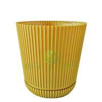 Горшок для цветов Гелиос-15 бежевый 1,75 л