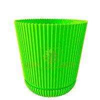 Горшок для цветов Гелиос-15 фисташковый 1,75 л