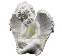 Статуэтка Ангел задумчивый малый