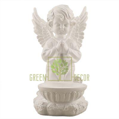Статуэтка  Ангел  с чашей