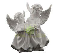Статуэтка Ангелочки с книжкой