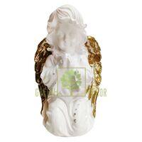 Статуетка Ангел в молитві великий золотий
