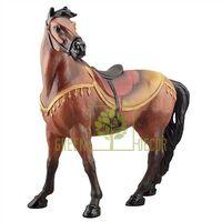 Статуэтка Лошадь большая коричневая