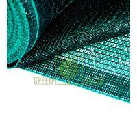 Сітка затіняюча 40% 3x1 м зелена
