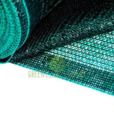 Сетка затеняющая 40 % 3x1 м зеленая (40 г/м2)