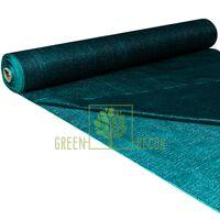 Сітка затіняюча 75 % 3x1 м зелена