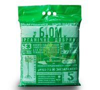 Органічне добриво БІОМ 5 кг