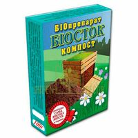 Биопрепарат Биосток 100 г компост
