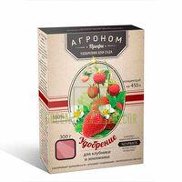 Удобрение для клубники и земляники Агроном Профи, 300 гр
