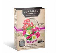 Удобрение для пеларгоний и сурфиний Агроном Профи, 300 гр