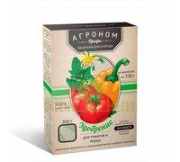 Удобрение для томатов и перца Агроном Профи, 300 гр