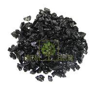 Декоративный щебень 20 кг черный