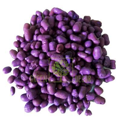 Кольоровий керамзит mini 3 л фіолетовий