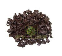 Декоративный щебень 20 кг коричневый