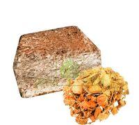 Кокосові чіпси пресовані 14 л (3-4 кг) ZRостай