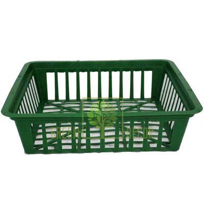 Парнички и кассеты Корзинка для луковиц Квадро 28*25 от Form-Plastic |Green Decor