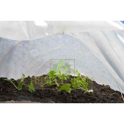 Парничок для рассады ТОНЕЛЬ-7 с агроволокном и колышками