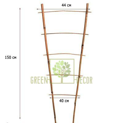 Бамбуковая лесенка 150 см