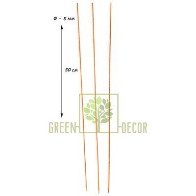 Бамбуковый пруток для растений 50 см