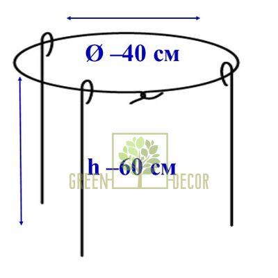 Підтримка для квітів кругова ISP4060