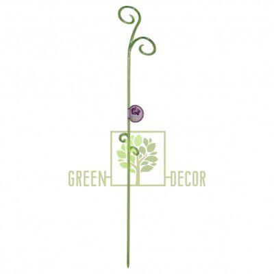 Опора для орхидей зеленая 61 см