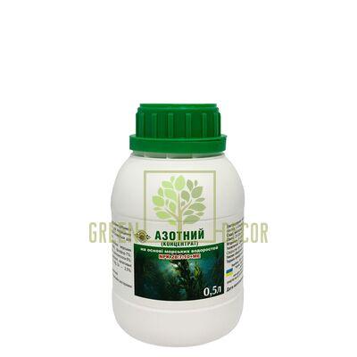 Органо-минеральное удобрение Азотный концентрат 0,5 л NPK 28:7:10+Ме
