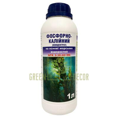 Органо-минеральное удобрение Фосфорно-калийный концентрат 1 л NPK 3:30:40 + ME